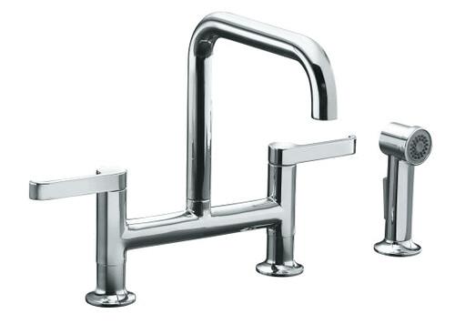 Kohler Torq Bridge Style Kitchen Faucet