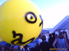 Acid Balloon at Camp303, Norberg Festival 2008