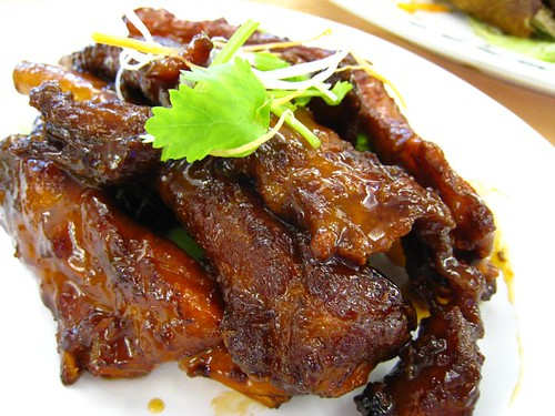 Honey Pork Ribs