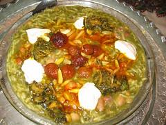 Ashe-e-Reshteh آش رشته (Aliasghar Honarmand) Tags: food ash ایران کرمان kerman آش رشته reshteh غذا