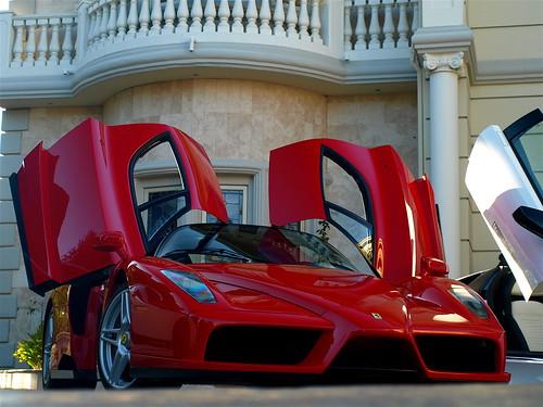 Ferrari Enzo ferrari resimleri arabamodel.com.
