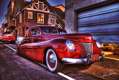 bleeding love (Kris Kros) Tags: california ca red usa classic love car photoshop print photography la losangeles los high nikon searchthebest dynamic angeles antique canvas nostalgia socal kris nostalgic d200 bleeding 2008 range hdr available kkg cs3 photomatix kros kriskros 5xp kk2k kkgallery