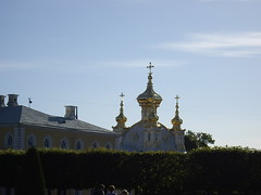 East Chapel (VincciWincci) Tags: stpetersburg russia peterhof eastchapel