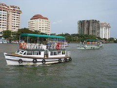 Marine Drive Boating (Anulal's Photos) Tags: cochi cochin kochi kochin marinedrive eranakulam cochinmarinedrive kochinmarinedrive eranakulom areabiansea queenofareabiansea cochinlake kochilake cochinboating kochinboating