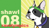 Ravelympics medal