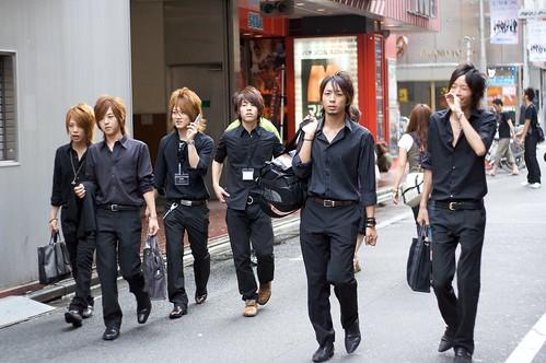 Shibuya boys