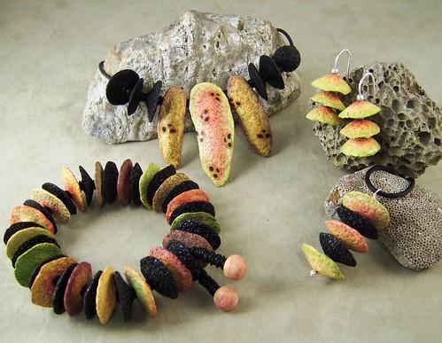 Claying Organically par Kim Cavender