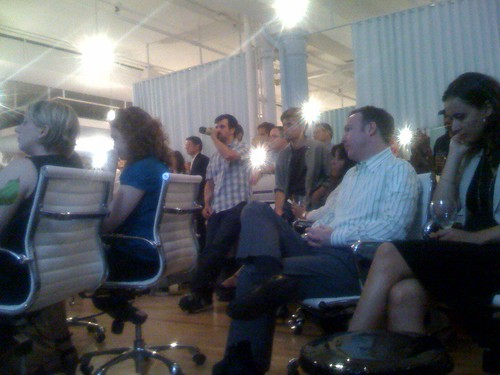 Crowdsourcing Salon With Wired Author Jeff Howe
