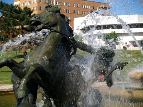 J.C. Nichols Memorial Fountain