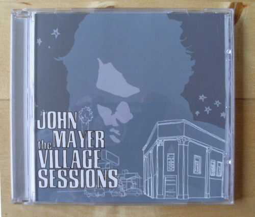 john mayer - the village sessions - front