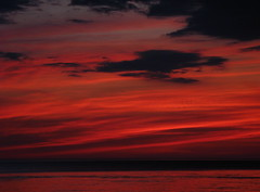 Red sky at night, sailor's delight (kevin dooley) Tags: new red sky favorite orange cloud lake beautiful wow interesting fantastic buffalo flickr pretty very good michigan gorgeous awesome award superior super best explore most winner stunning excellent much sailorsdelight incredible breathtaking exciting redskyatnight phenomenal