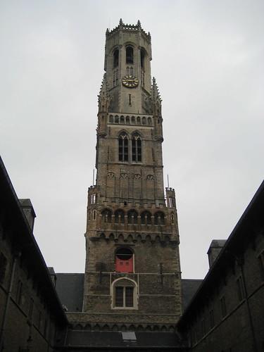 Brugge - Belfry