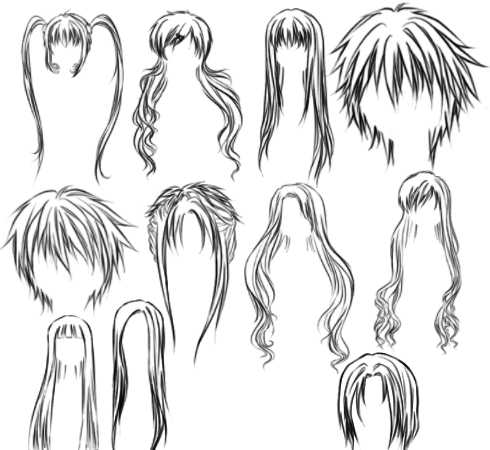 Como dibujar anime [Muy Completo] - Taringa!