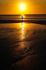 Sunset at Kuta Beach, Bali (Jeffocs) Tags: street sunset vacation bali holiday beach indonesia landscape nikon scenary nikkor kuta hardrockhotel d700 fracoquitos