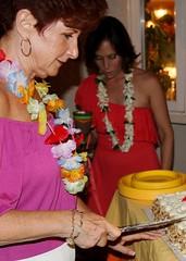 Engagement Luau (djwhelan) Tags: lauren cake lei luau engagementparty