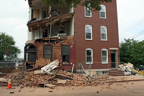 Apartment Collapses on 1700 Block of Frankford Avenue
