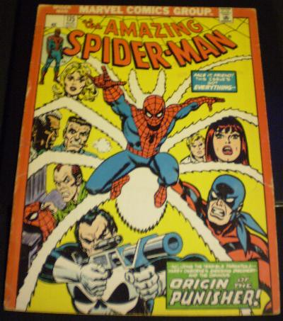Front of Amazing Spider-Man folder