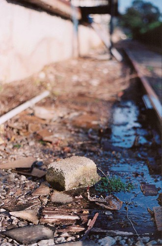 Watered Rails
