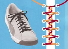 узловатая шнуровка