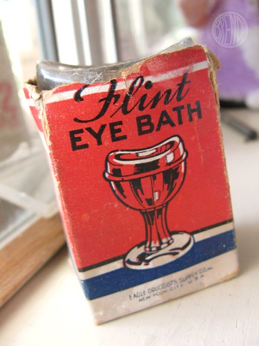 Flint Eye Bath