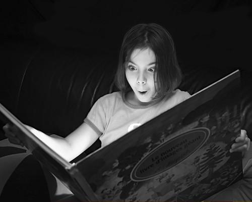 Apprenez et grandissez facilement : lisez !