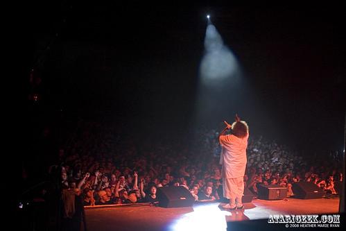 strange noize tour 2008