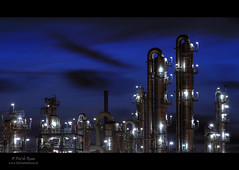 Botlek Chemical Plant (Peet de Rouw) Tags: industry night evening rotterdam industrial masters rozenburg peet botlek denachtdienst peetderouw peetderouwfotografie gettyimagesbeneluxq1