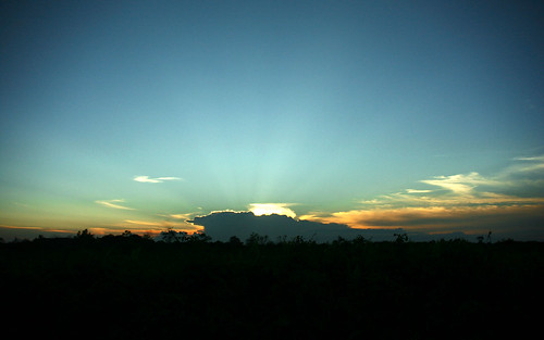 Another Sunset in Dumai