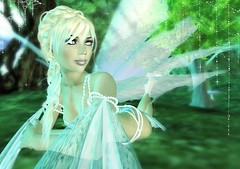 Undine3 (talynbarrett) Tags: fairy secondlife silks analise