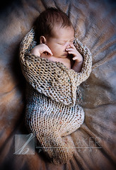cocoon baby (photoglow) Tags: sleeping portrait baby color knit wrap newborn cocoon swaddle