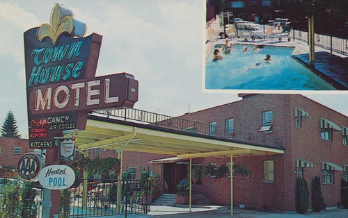 Town House Motel  - Portland, Oregon