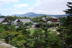 Vistes del Kyoto Castle