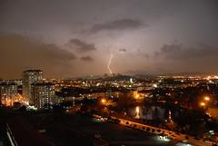 First Time Lighting (Explored) (afu007) Tags: lighting nature night shot malaysia raining petaling thunder jaya sunway afu afu007 salengor vidunn suriamas