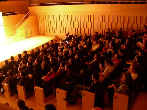 Públic als Premis Blocs Catalunya