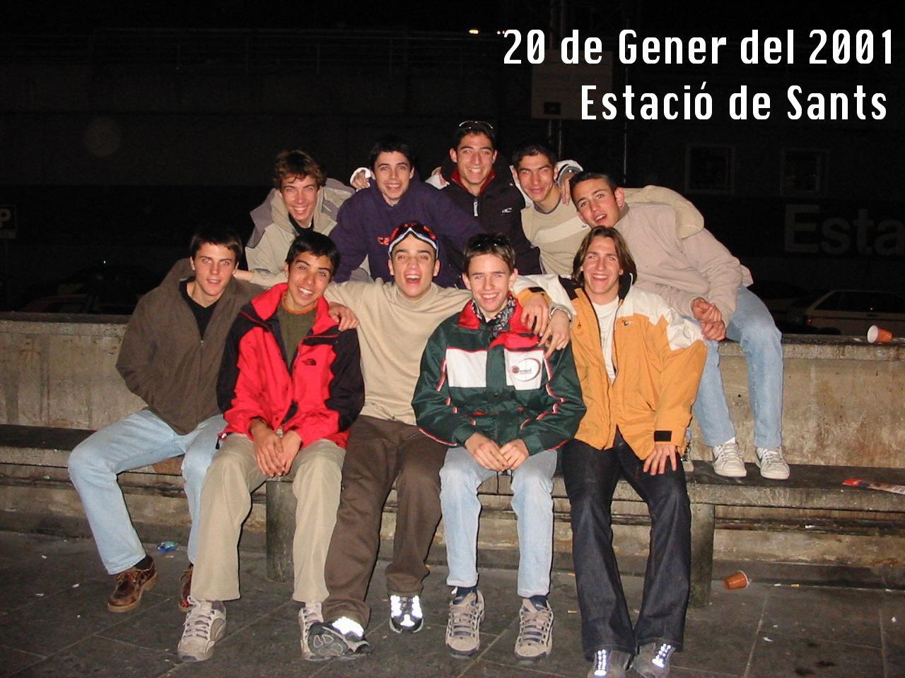 Pol 18 anys - Andorra (arribada)