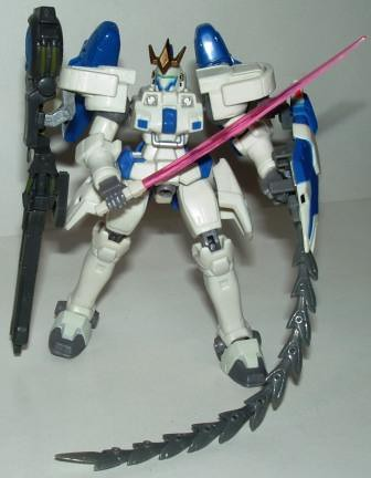 MS Gundam Tallgeese III b by you.