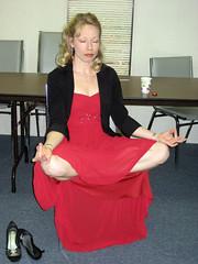 charity meditates