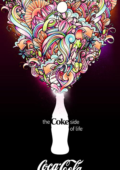 Coca Colour by Karl Kwasny