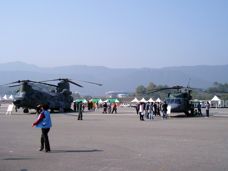 Korea Ground Forces' Festival 2008(3)