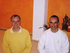 Sukadev und Nilakantha Yoga Vidya Villingen-Schwenningen