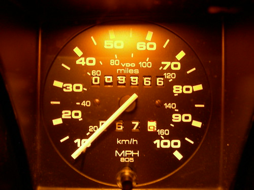 Vanagon Dim Gauge Light