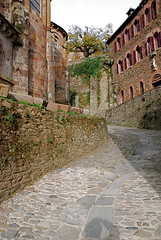 Conques (Aveyron). (Jaufr Rudel) Tags: 12 romanesque romanico conques aveyron saintefoy romanische artroman