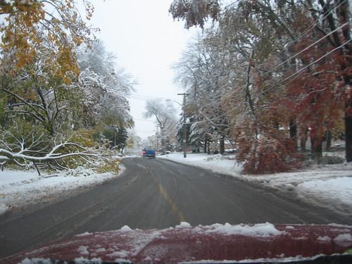 God Damn Snow!