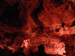 cave ceiling