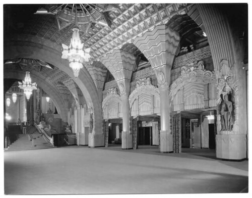 Pantages Lobby