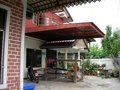 Thai silk Chonnabot silk Khon Kaen (soma-samui.com) Tags: travel thailand drive north silk east khonkaen   tourguidesoma   banphai  chonnabot