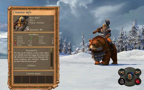 Fortress Bear Rider
