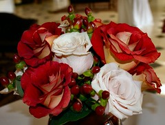 3003609559 2b834e8f4d m Baú de ideias: Casamento vermelho e branco