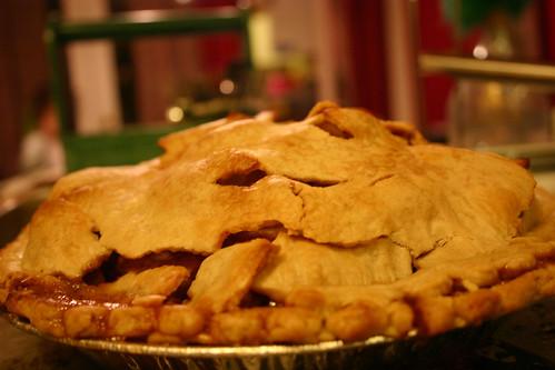 mmmm... pie