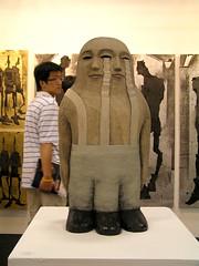 台北國際藝術博覽會 (Abby Yin) Tags: olympusc770